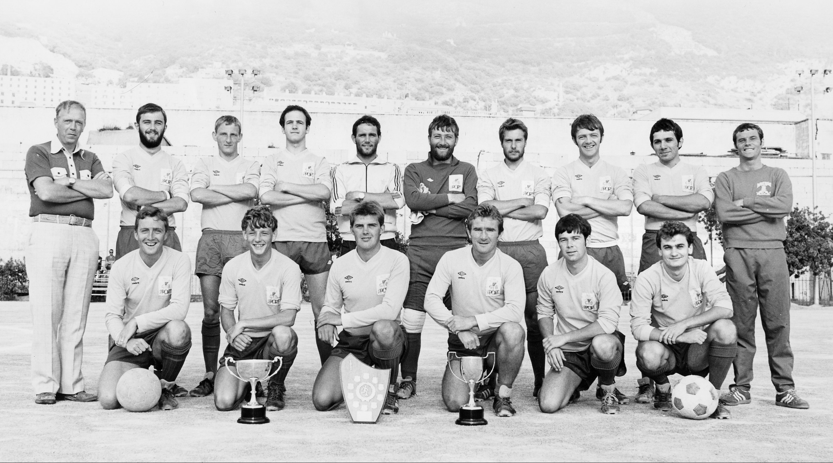 HMS Rooke very successful Football team 1980/81: http://www.greaves9268.karoo.net/page8.html